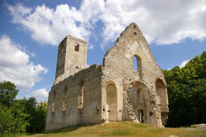 Katarínka - Kostol a kláštor svätej Kataríny