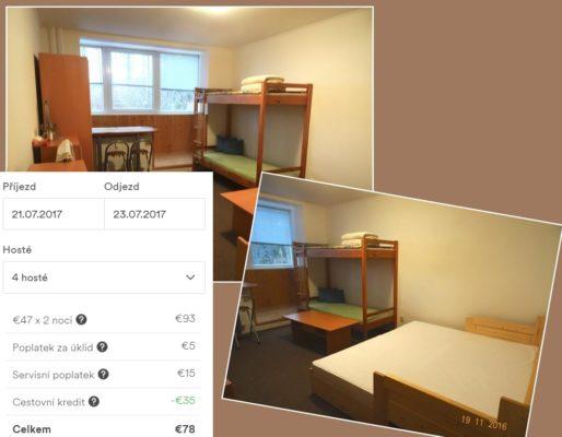 Apartmán L+L ( č.2 s loggiou)